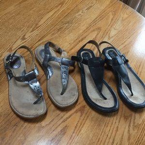 boc Shoes - Two pairs BOC sandals 10M